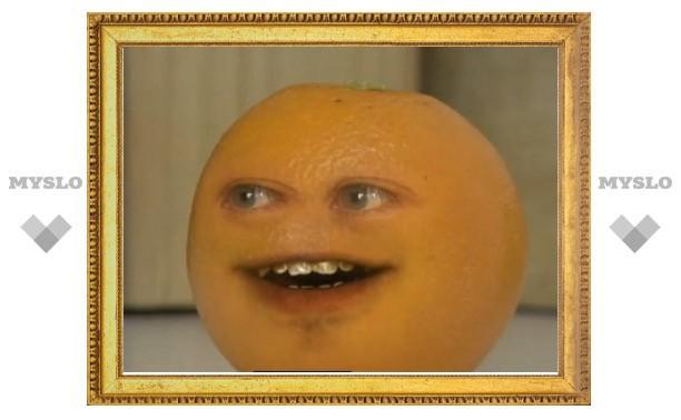 """Из """"Надоедливого апельсина"""" сделают телешоу"""