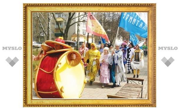 Тульский фестиваль «Театральный дворик» выходит на Всероссийский уровень