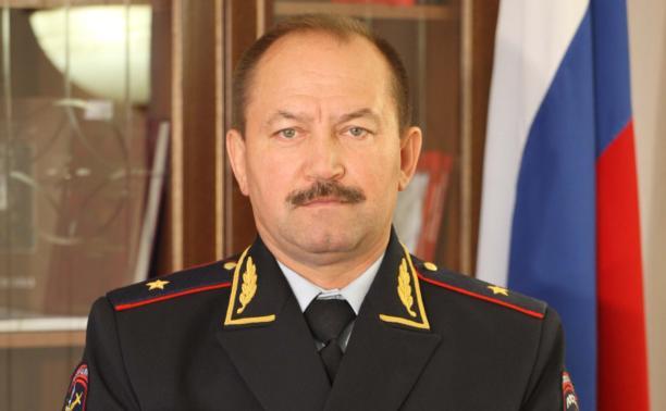Главный полицейский Тулы ответит на вопросы жителей