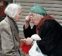 В Тульской области две пенсионерки подрались из-за мужчины