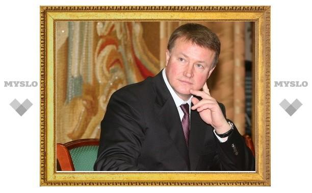 Вячеслав Дудка отчитался перед Президентом