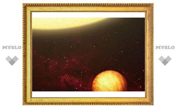 Нашли первую вращающуюся задом наперед экзопланету