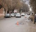11 марта дорожники залили в ямы 25 тонн асфальтобетона