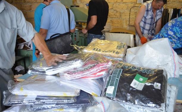 Минпромторг предложил ввести уголовное наказание за контрабанду одежды и обуви