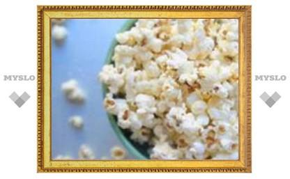 Готовить попкорн дома опасно для здоровья
