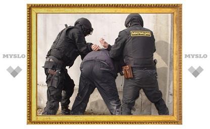 В Туле арестован наркобарон