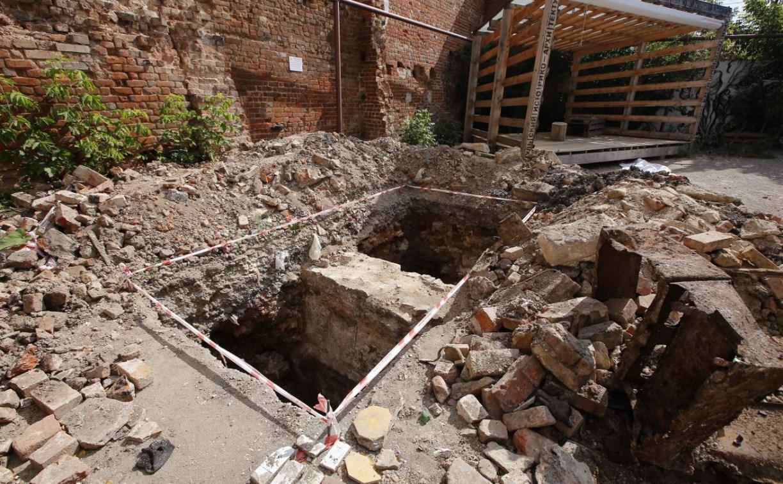 Таинственная находка археологов в доме Крафта: найденное помещение законсервируют