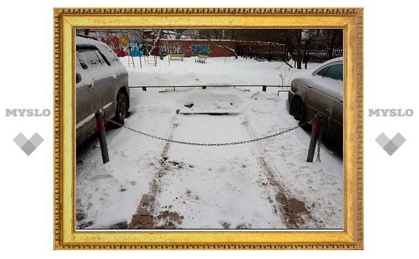 Туляк устроил стрельбу из-за парковочного места