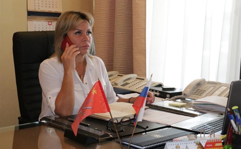 Мэр Тулы Ольга Слюсарева за 2020 год заработала 4,6 млн рублей
