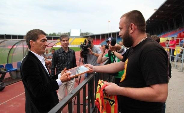 Экс-наставник ПФК «Арсенал» Виктор Булатов рассказал о своём увольнении
