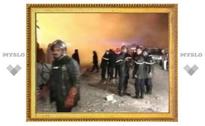 У здания правительства Алжира произошел мощный взрыв