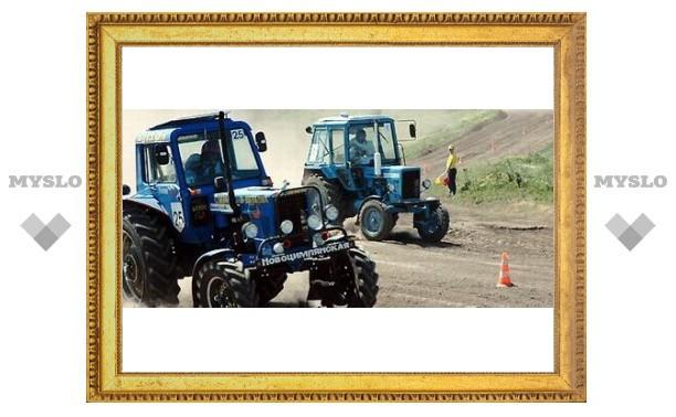В Туле выберут лучшего тракториста