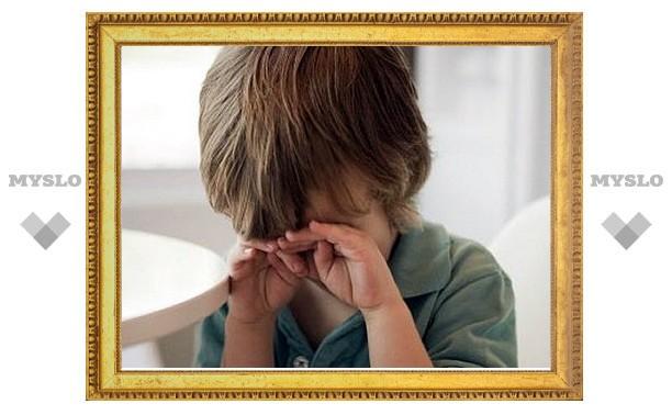 Тулячку обвиняют в издевательствах над сыном