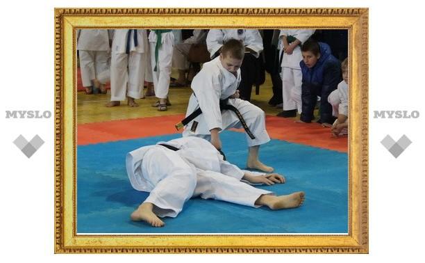 Тульские каратисты заняли первое место в России