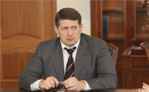 Новый мэр поддержал кандидатуру Евгения Авилова на посту сити-менеджера