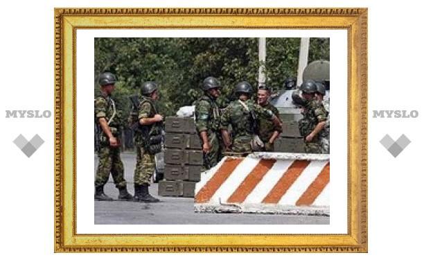 У блокпоста российских войск убит грузинский полицейский