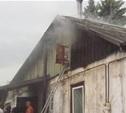 Жилой дом в Донском тушили 12 пожарных
