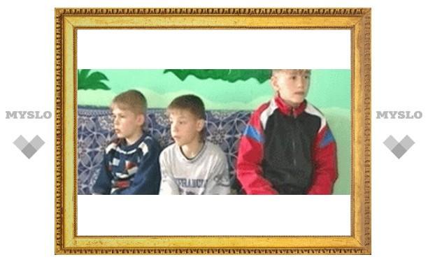 Чиновники посетили Кимовский детдом