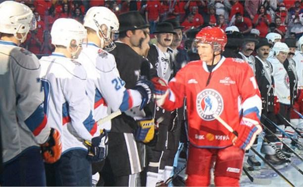 19 октября стартует IV Всероссийский фестиваль по хоккею среди любителей