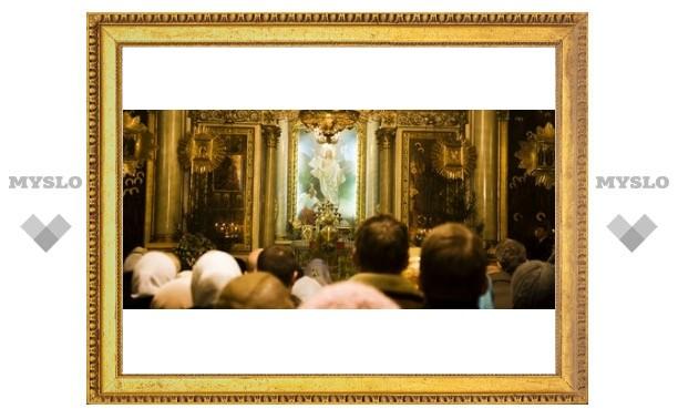 Туляки празднуют Казанскую