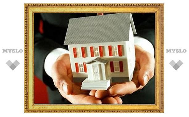 Снижение цен на жилье зафиксировано только в Туле