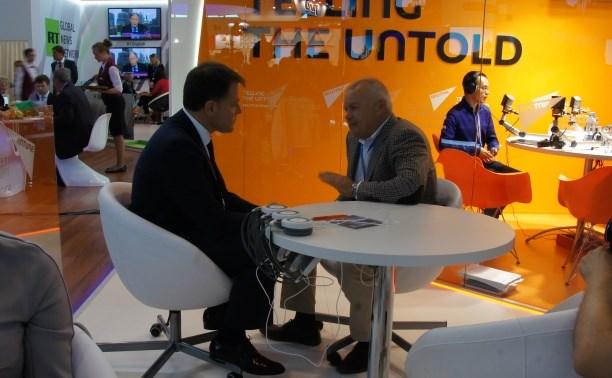 В Тульскую область идут инвесторы и гособоронзаказ