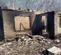 В Ефремове сгорели три дачи