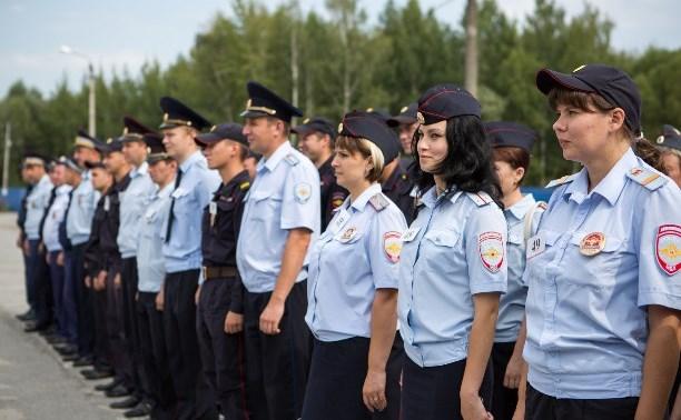 В УМВД наградили победителей конкурса водительского мастерства среди полицейских