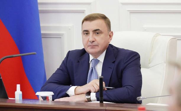 Алексей Дюмин: «Вводимые меры для борьбы с ковидом – необходимость»