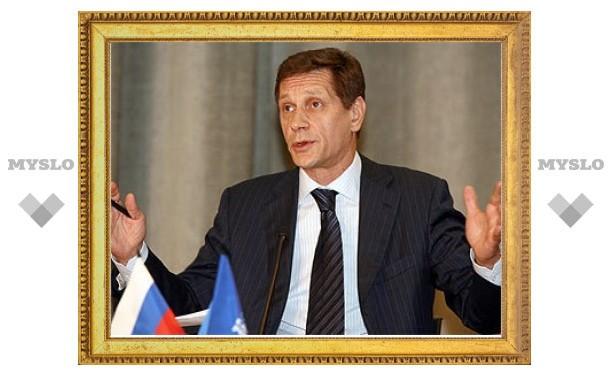 Жуков согласился стать кандидатом на пост президента ОКР