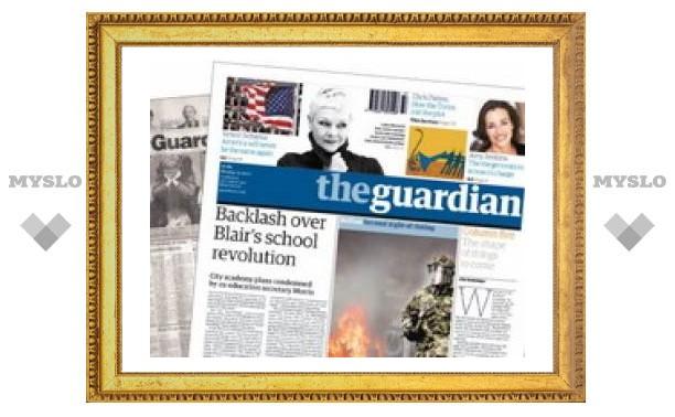 The Guardian назвала список виновных в мировом финансовом кризисе