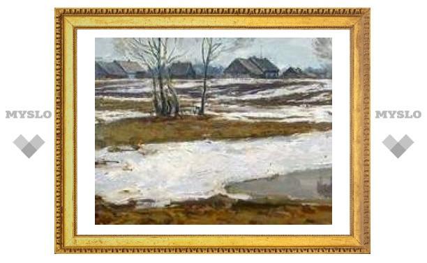 26 марта: Тропинки чернеют, снег тревожится