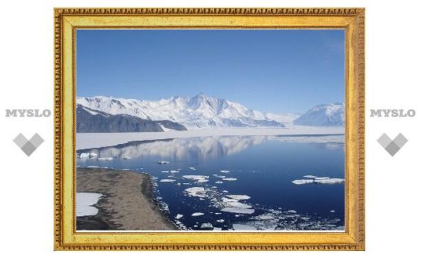 Скорость таяния льдов Антарктики оказалась переоценена