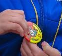 Евгений Авилов наградил футболистов-первогодков
