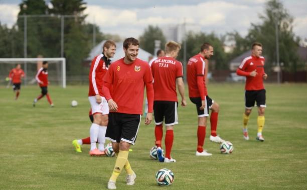 Тульский «Арсенал» продолжает подготовку к новому сезону в Турции