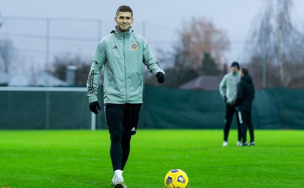 Футболист «Арсенала» вызван в молодежную сборную России