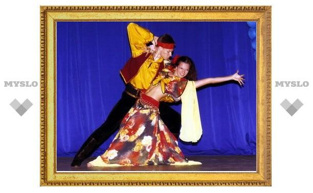 Тульские танцоры выступят в Германии