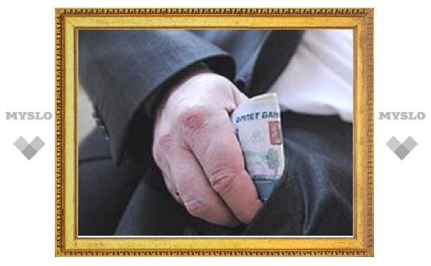 Взятка в три тысячи рублей обернулась штрафом в 120 тысяч
