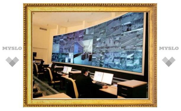 Новая система видеонаблюдения помогает новомосковской полиции бороться с преступностью