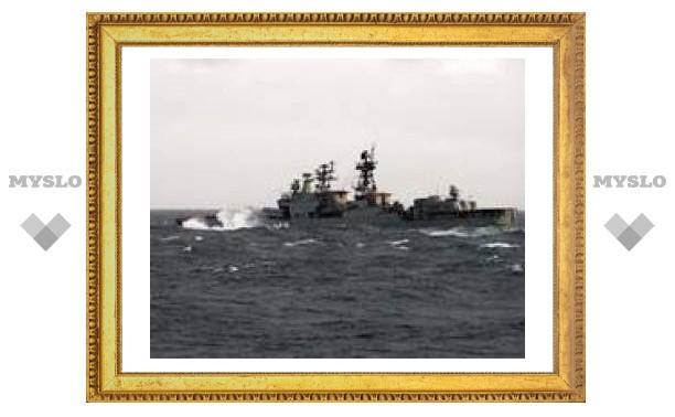 """Визит корабля """"Адмирал Чабаненко"""" в Никарагуа оказался под угрозой срыва"""