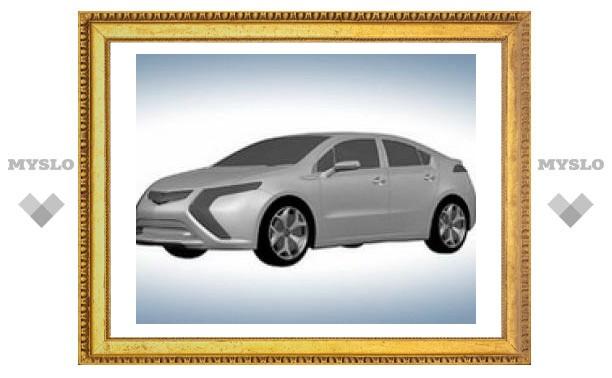 Первые изображения серийного электрокара Opel