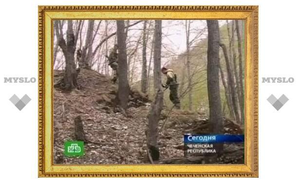 В перестрелке с чеченскими боевиками погибли четыре силовика