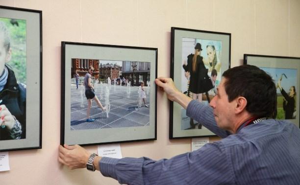 Тульские журналисты устроили фотовыставку о себе и своих коллегах