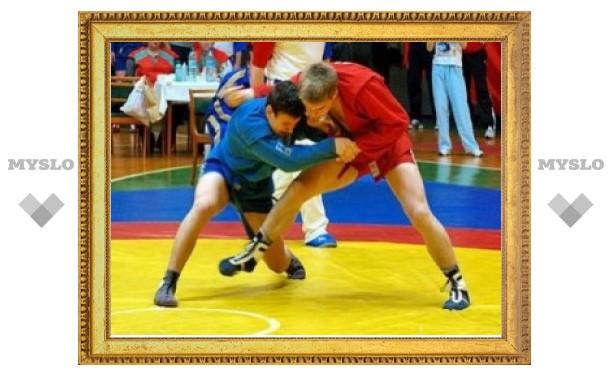 Юный тульский самбист выиграл турнир в Рязани
