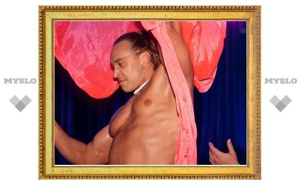Король стриптиза Тарзан прилюдно раздевал тулячек