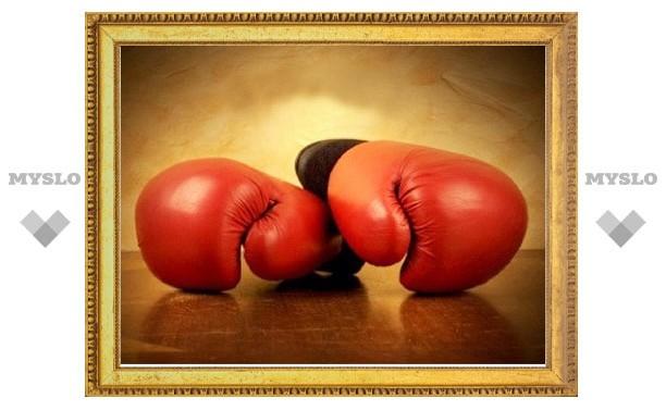 Боксер из Узловой выиграл бронзу юниорского первенства