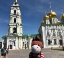 Болельщик «Локомотива» сообщил о похищении ослика в Туле