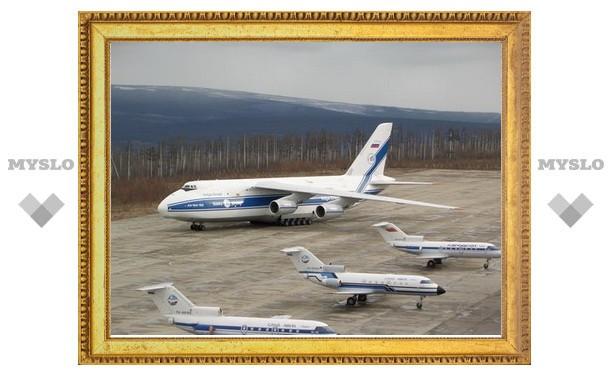 Под Тулой могут построить единственный в России кросс-полярный аэродром