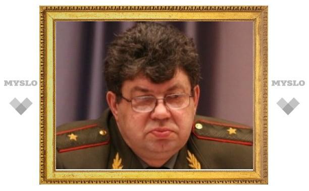 Виктор Волков останется под домашним арестом в Туле