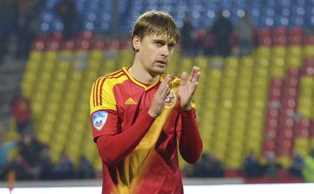 Капитан «Арсенала» Дмитрий Айдов: «Уже сейчас надеемся на наших новичков»
